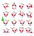 Cartoon santa claus vector | Price: 1 Credit (USD $1)