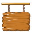 westearn bar board icon cartoon style vector image