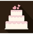 Relationship wedding and love design vector image vector image