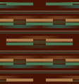 3d lines horizontal seamless pattern vector image