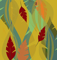 abstract leaf background380x400 vector image