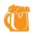 mug of beer icon sign design element vector image