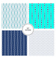 set-pattern-four vector image