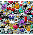 Graffiti seamless texture vector | Price: 3 Credits (USD $3)