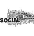 web a social phenomenon text word cloud concept vector image vector image