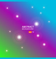 green purple blue abstract background vector image vector image