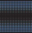 circle pattern seamless vector image