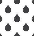 drop seamless pattern vector image vector image