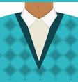 Vintage male sweater