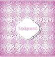 background decorative texture seamless vector image vector image