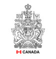 coat arms canada