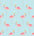 cute little lovely princess seamless pattern vector image