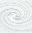 abstract white swirl pattern background vector image vector image