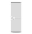 Fridge or refrigerator vector image vector image