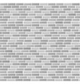 gray brick wall texture - seamless vector image