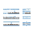 Israel independence day poster design