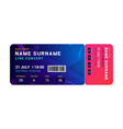 Music event concert ticket template ticket party