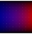 Red blue and purple shining disco equalizer vector image vector image