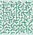 Seamless maze vector image vector image