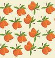 mango fruit tropical food seamless pattern vector image vector image