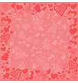 valentinewrappingframe vector image