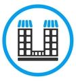 Company Building Icon vector image