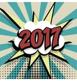 New year 201 color background vector image vector image