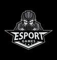 predators logo sports image vector image vector image