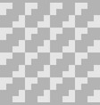 tile pattern with grey background vector image vector image