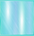 abstract textured blue metal background image vector image