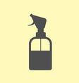 Water Spray Icon vector image vector image