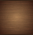 modern brown wooden background vector image