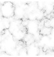 white and black marble background vector image