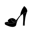 High heels vector image vector image