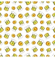 Money and Crowns Seamless Pattern vector image vector image