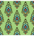 seamless damask floral pattern for fabric vector image