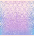purple blue abstract dotted background vector image