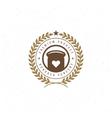 Bakery Shop Logo Template Design Element vector image