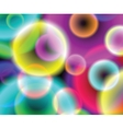 Abstract colour background vector image vector image