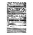 wood texture white black wooden planks pattern vector image vector image