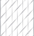 abstract geometric seamless pattern stylish vector image