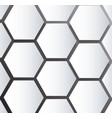 abstract black bee hive hexagon background