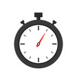 clock icon timer watch vector image