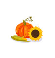 fresh harvest vector image