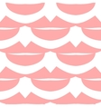 Lips Seamless pattern vector image vector image
