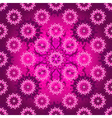 Seamless purple pattern vector image vector image
