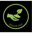 Arbor day concept