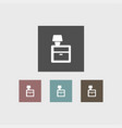 nightstand icon simple vector image vector image