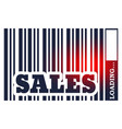 sales word and bar code