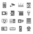 Smart House and internet of things icons set vector image vector image